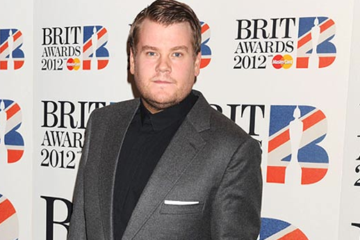 james corden cortisone injection london